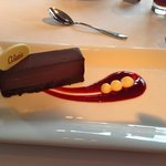 Lovely chocolate dessert