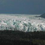 Vista de Glaciar