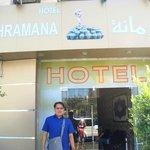 Me @ Hotel's Hacade