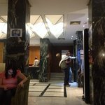 Lobby - Navas Hotel