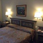 Habitación, clásica y cómoda