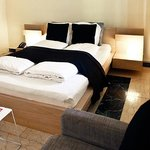 We have comfortable duvets in all rooms as well as high quality pillows