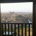 Toledo desde la Habitación