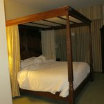 over the top bed
