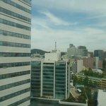 good views from high floor