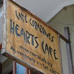 Hearst Cafe-just off the square.
