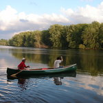 Near the Otonabee River where you can fish, canoe or boat