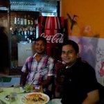 Mintu and me