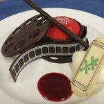 Dessert at Banquet