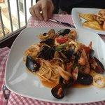 Spaghetti del Golfo
