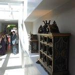 sérénité entre luxe, modernité et objets anciens