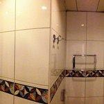 バスルームのパノラマ風景