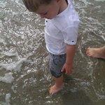 La Pineda Beach, Our last day