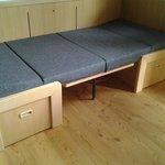 terzo letto