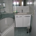 cuarto de baño de la habitaciopn reformada