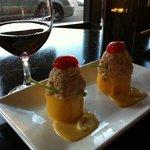 Causa Limena - Chilled Mashed Potato Cake w/Crab