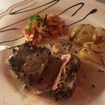 filet de boeuf menu a 32€