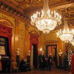 Interior of Kongelige Teater
