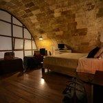 Camera superiore romantica