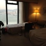 Executive Deluxe Full Harbour View Room