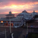 Eastbourne Pier 7.30 am from room 205