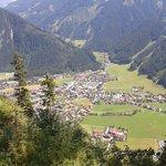Uitzicht Mayrhofen
