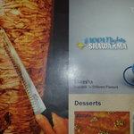 1001 Nights Shawarma  menu & shisha