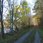 Greenbriar River trail