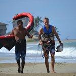Kite-Unterricht