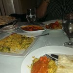 Excellent Indian food, service and friendly staff!