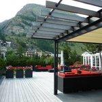 Lounge/terrasse