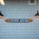 sign on mystic drawbridge