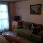 Zweites Zimmer, hell, sauber, besser erhalten