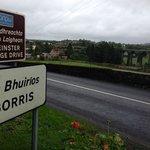 Borris sign