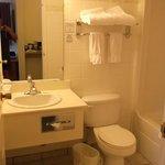Bathroom in room 3