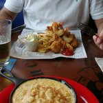 Forrest's Seafood Feast & Shrimp Mac n Cheese