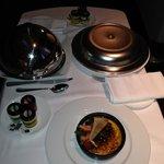 Room service/ dinner