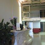 Hotel Grand'Italia Reception desk