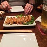 Pork & cabbage gyoza