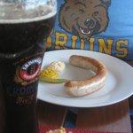 Beer and Bratwurst