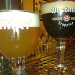 2 TRAPPIST BEER ON TAP