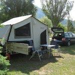 Photo de Camping Les Rives du Lac