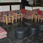 indoor Shisha bar