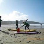 Foto de Big Green Surf School