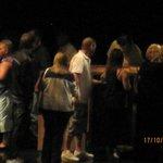 Penn & Tellar Stage
