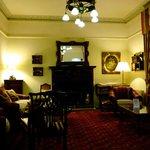 Lounge Bar in Hotel