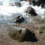 Gravel Rock Shoreline