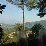 panorama dal ristorante, hermitage