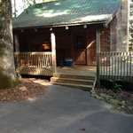 Newfound Gap Cabin