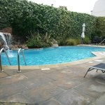 Hotel Outdoor Pool - heated too!!